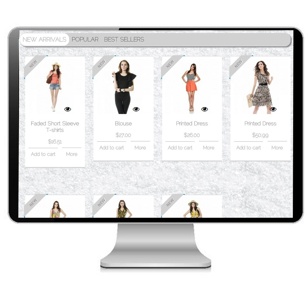 theme - Salute & Bellezza - Neutral Shop - Prestashop - 2