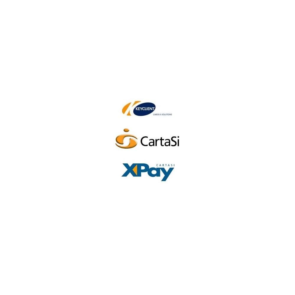 module - Pagamento con Carta di Credito o Wallet - Cartasi Nexi + fee - 6