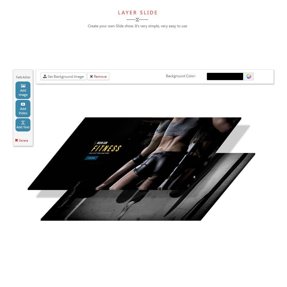 theme - Salud y Belleza - Leo Moonsun Fitness - 2
