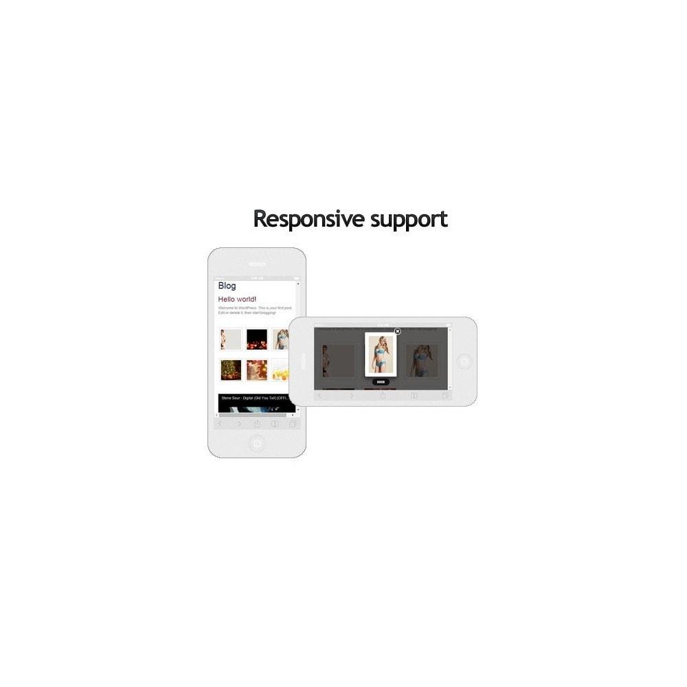 module - Blog, Foro y Noticias - Wpress - Wordpress en su tienda - 8