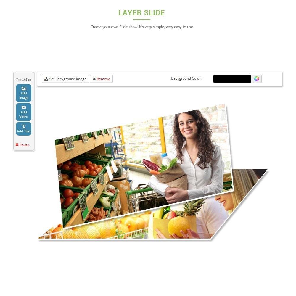 theme - Żywność & Restauracje - Leo Fresh Market - 2