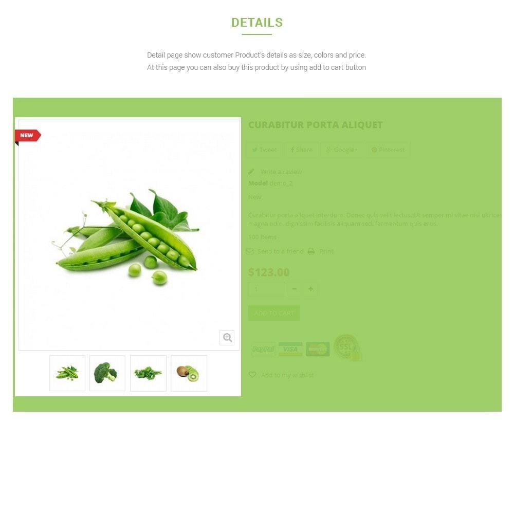 theme - Żywność & Restauracje - Leo Fresh Market - 4