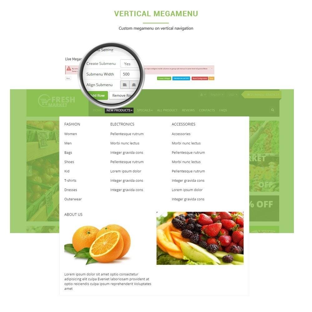 theme - Żywność & Restauracje - Leo Fresh Market - 5