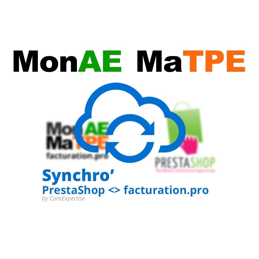 module - Data Integraties (CRM, ERP...) - facturation.pro (Mon AE, Ma TPE) - 1