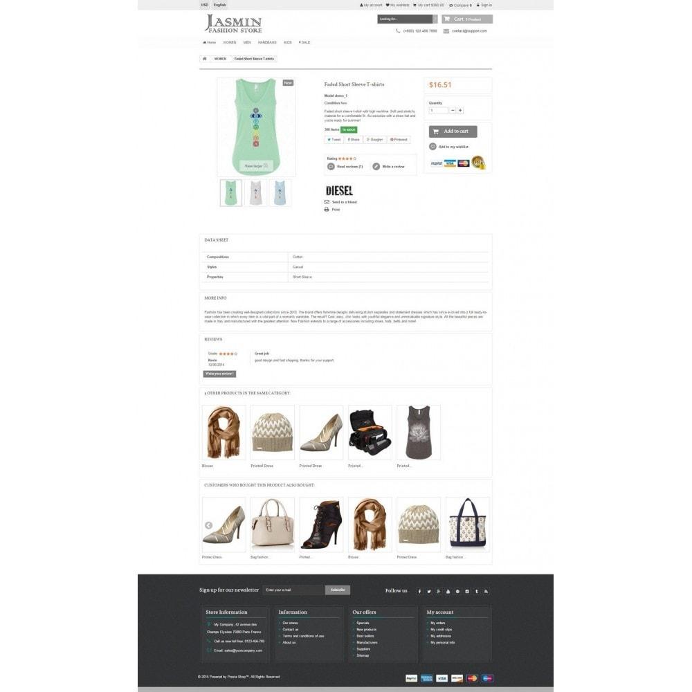 theme - Moda & Calzature - Jasmin Responsive 1.6 - 6