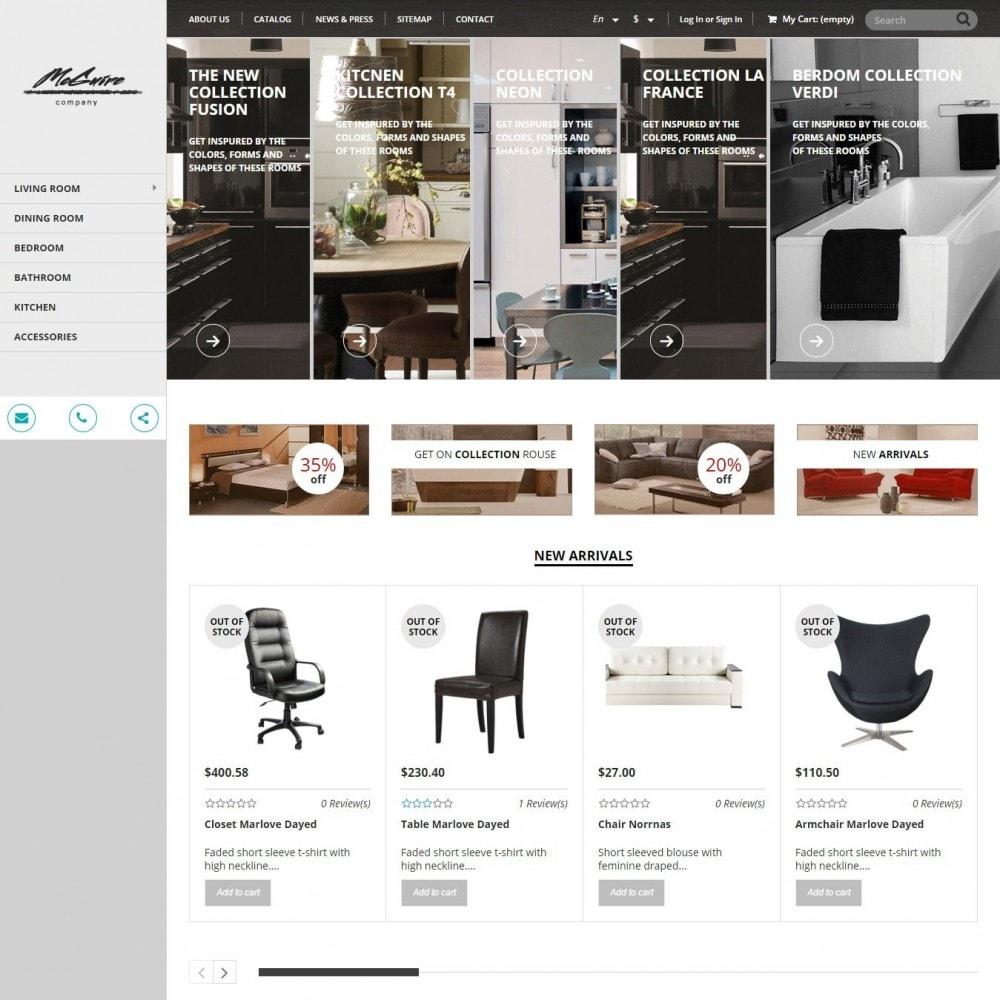 Interior- Адаптивный Мебельный Магазин