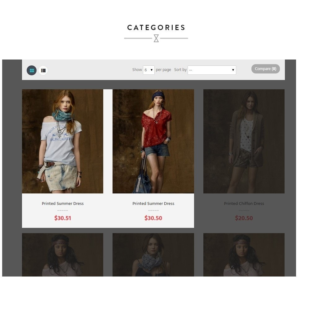 theme - Moda & Calzature - Leo Clothing - 3