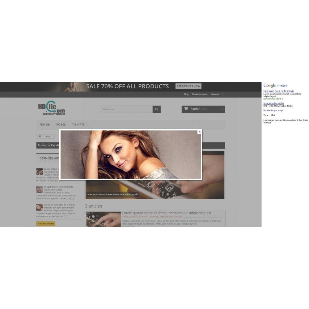 module - URL y Redirecciones - Google Image Redirect - 1