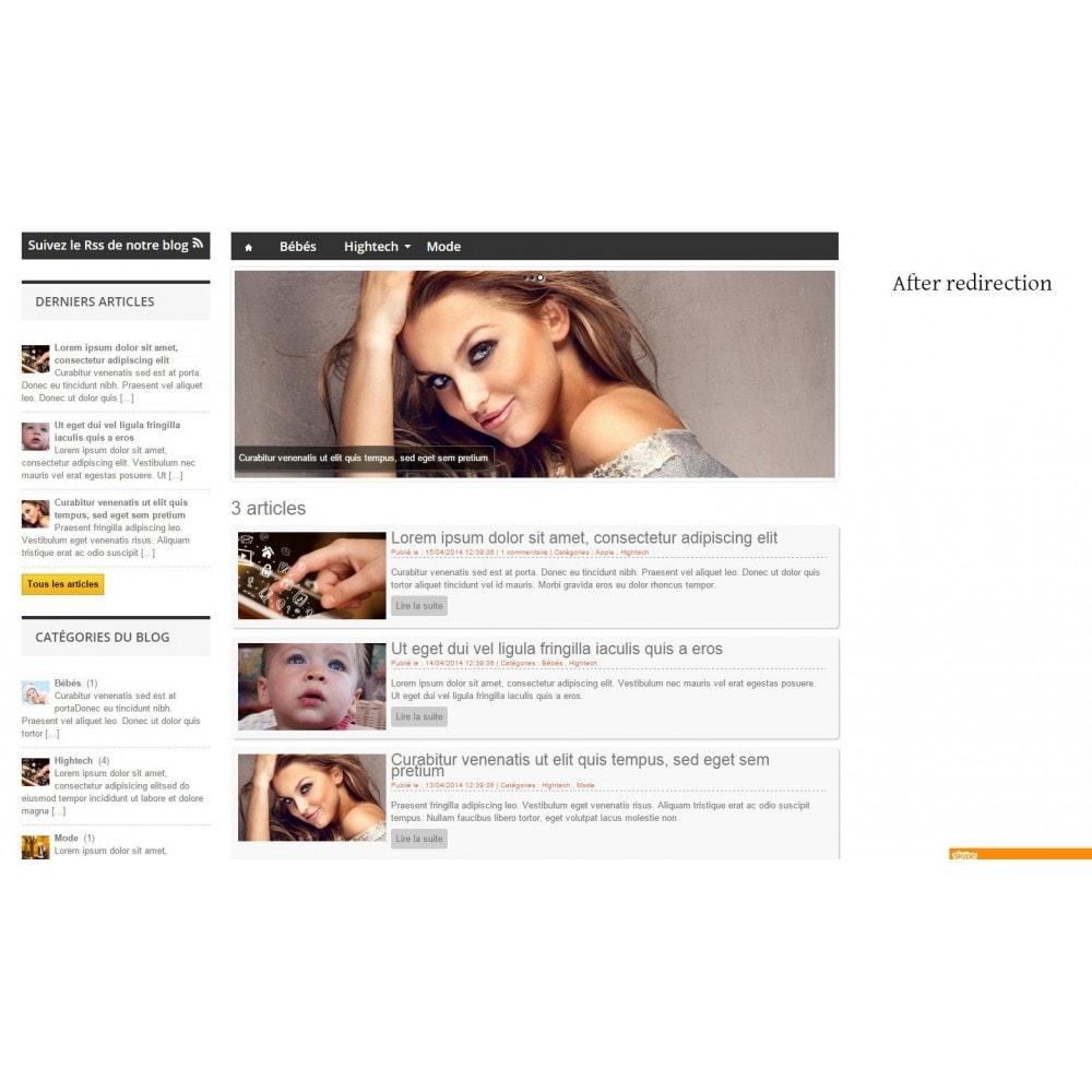 module - URL y Redirecciones - Google Image Redirect - 2