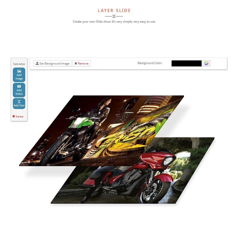 theme - Sport, Aktivitäten & Reise - Leo Motorcycle Store - 2