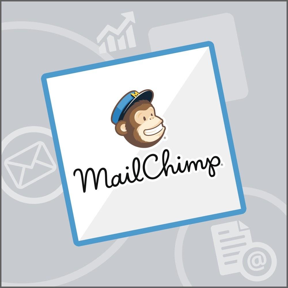 module - Newsletter y SMS - Newsletter & Estadísticas Mailchimp - 1.6 & 1.7 - 1