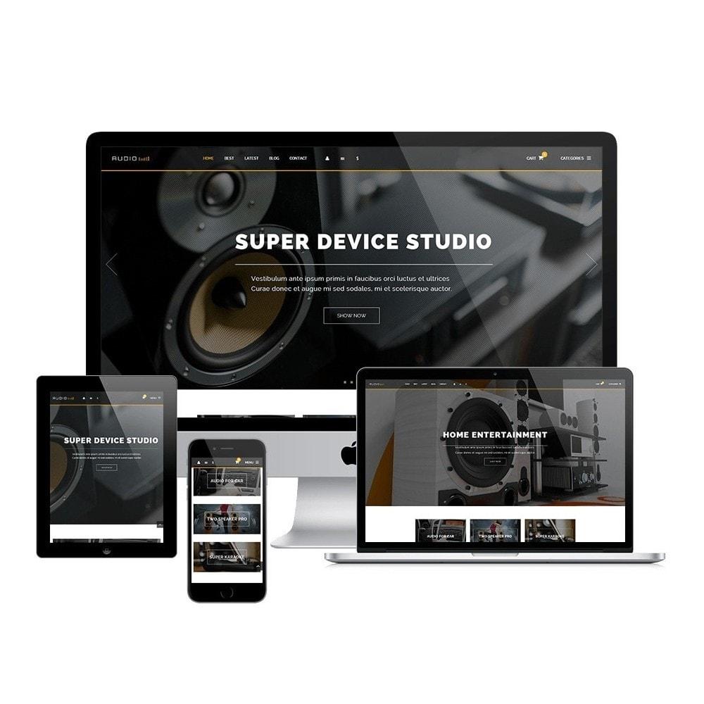 theme - Electronics & Computers - JMS Audio - 1