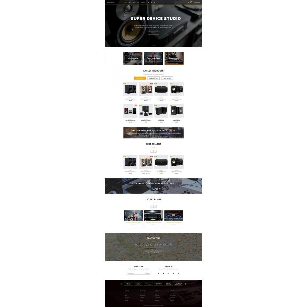theme - Eletrônicos & High Tech - JMS Audio - 2