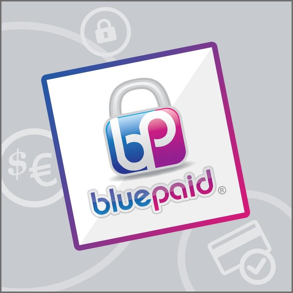 module - Payments & Gateways - Bluepaid - 1