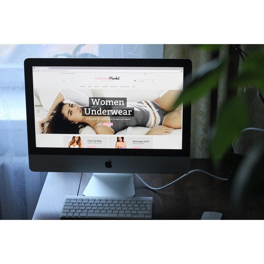 theme - Lenceria y Adultos - Underwear Prestashop 1.6 Responsive - 13