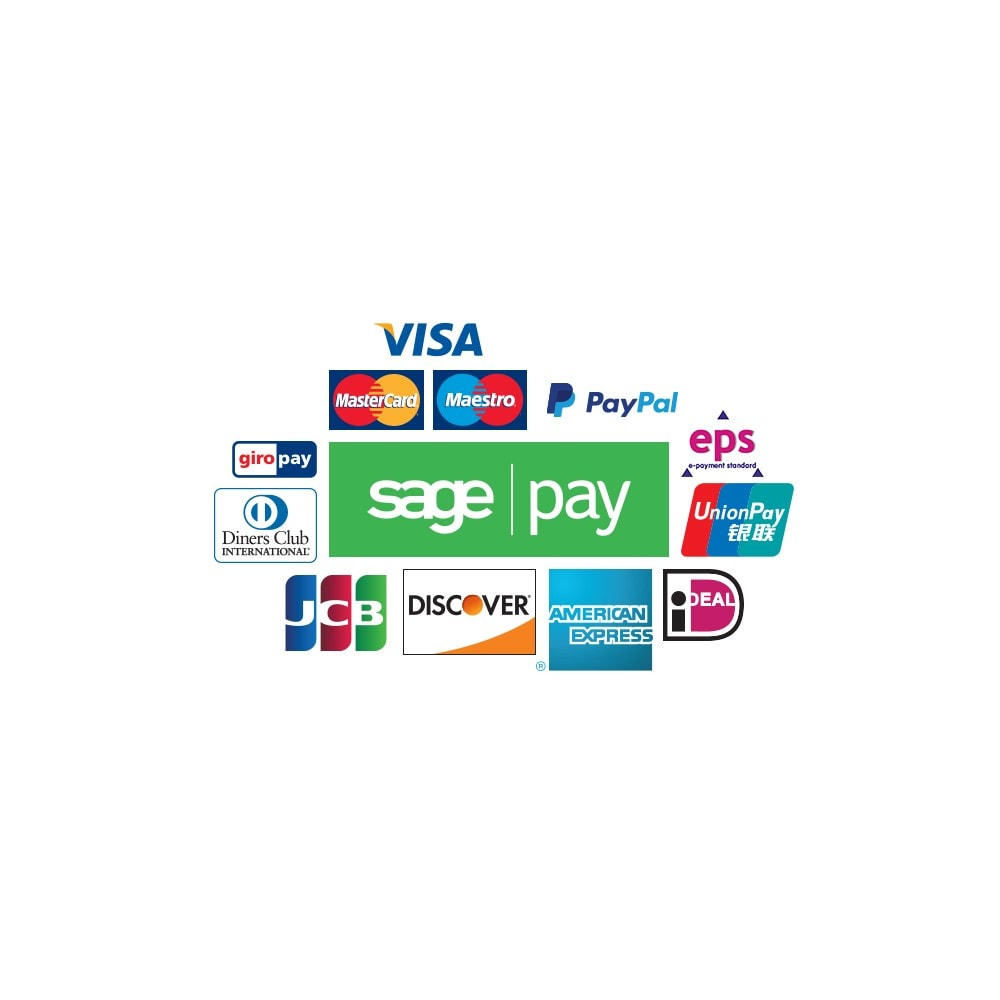 module - Payment by Card or Wallet - Sage Pay Go - 4