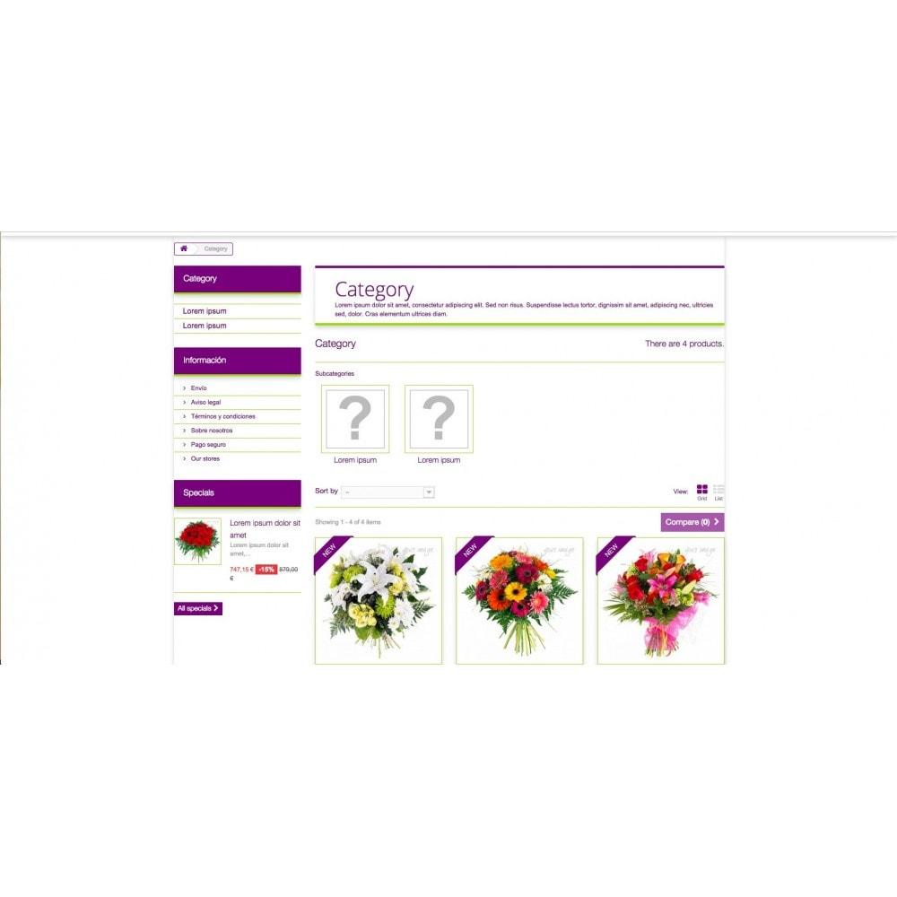 theme - Regalos, Flores y Celebraciones - Templant flowers - 4
