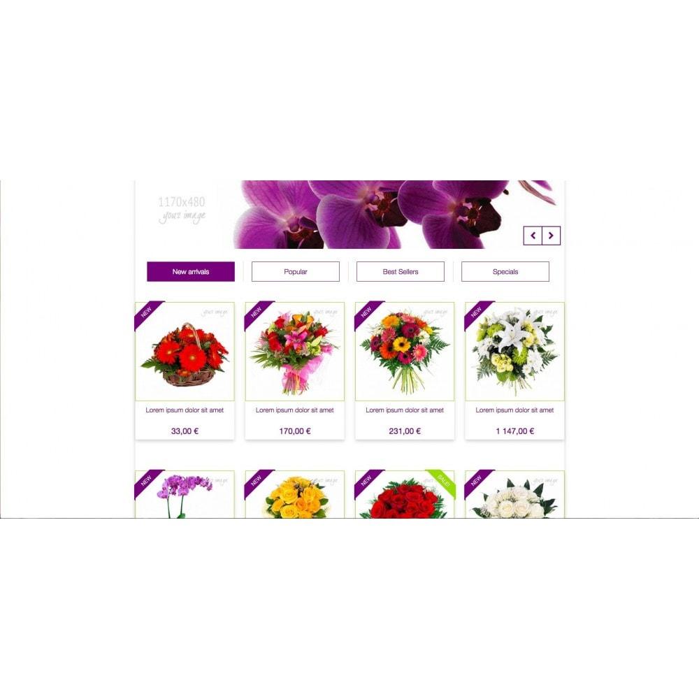 theme - Regalos, Flores y Celebraciones - Templant flowers - 5
