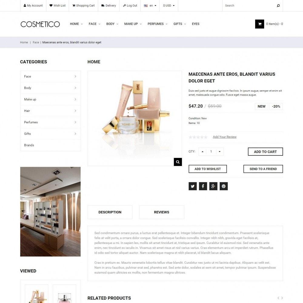 Cosmetico - Магазин Косметики