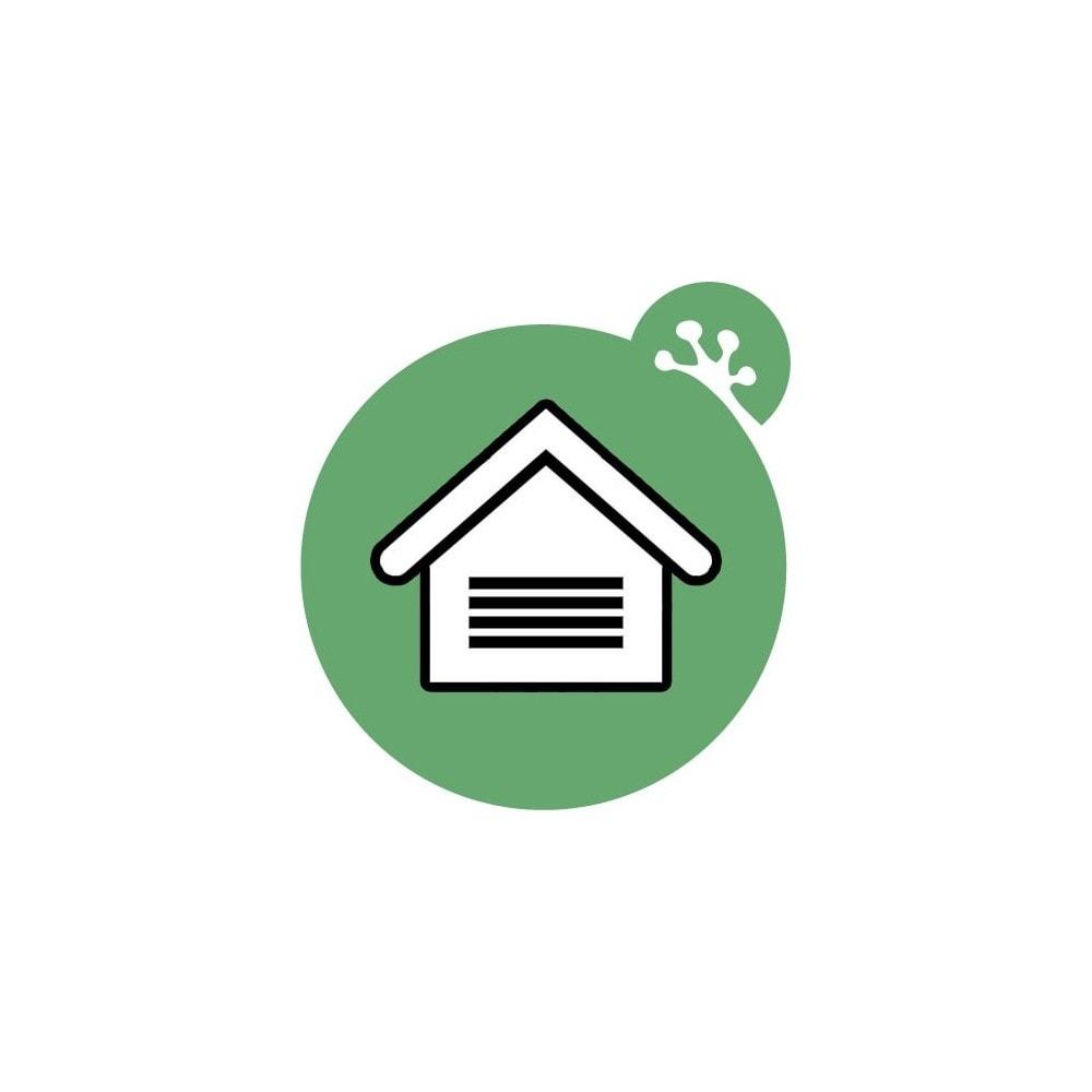 module - Productos en la página de inicio - Froggy categoría sobre la página acogida - 1