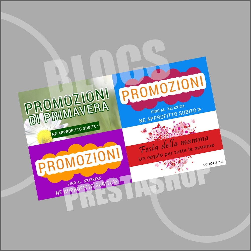 other - Immagini - promozioni - 10 Immagini Promo - Primavera - 2