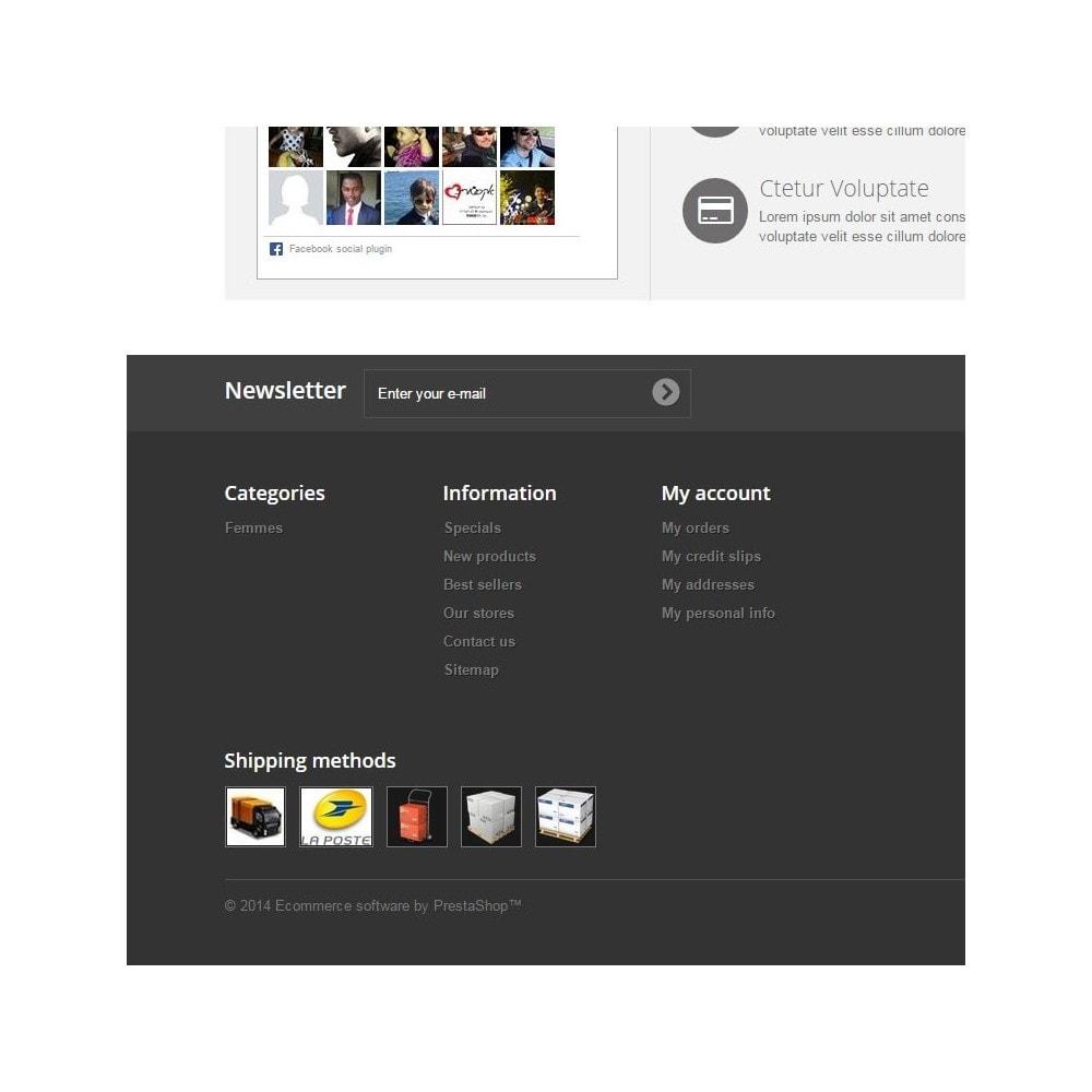 module - Badges & Logos - Logos des modes de livraisons - 1