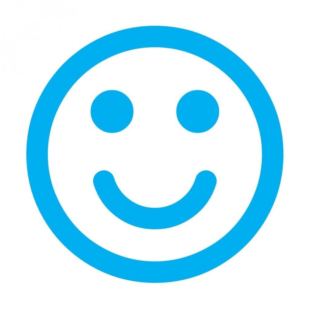 module - Opiniões de clientes - Testimonials with avatars - 1