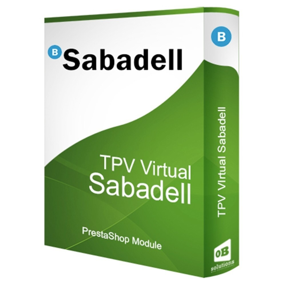 module - Payment by Card or Wallet - SABADELL COMPLETE POS (Refunds + Mobile Payment) - 1