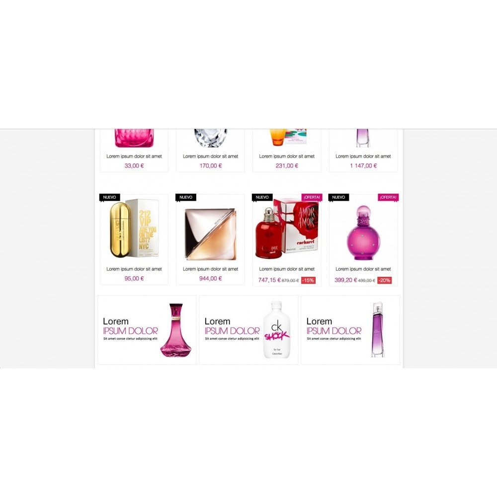 Perfumissimi Online Store