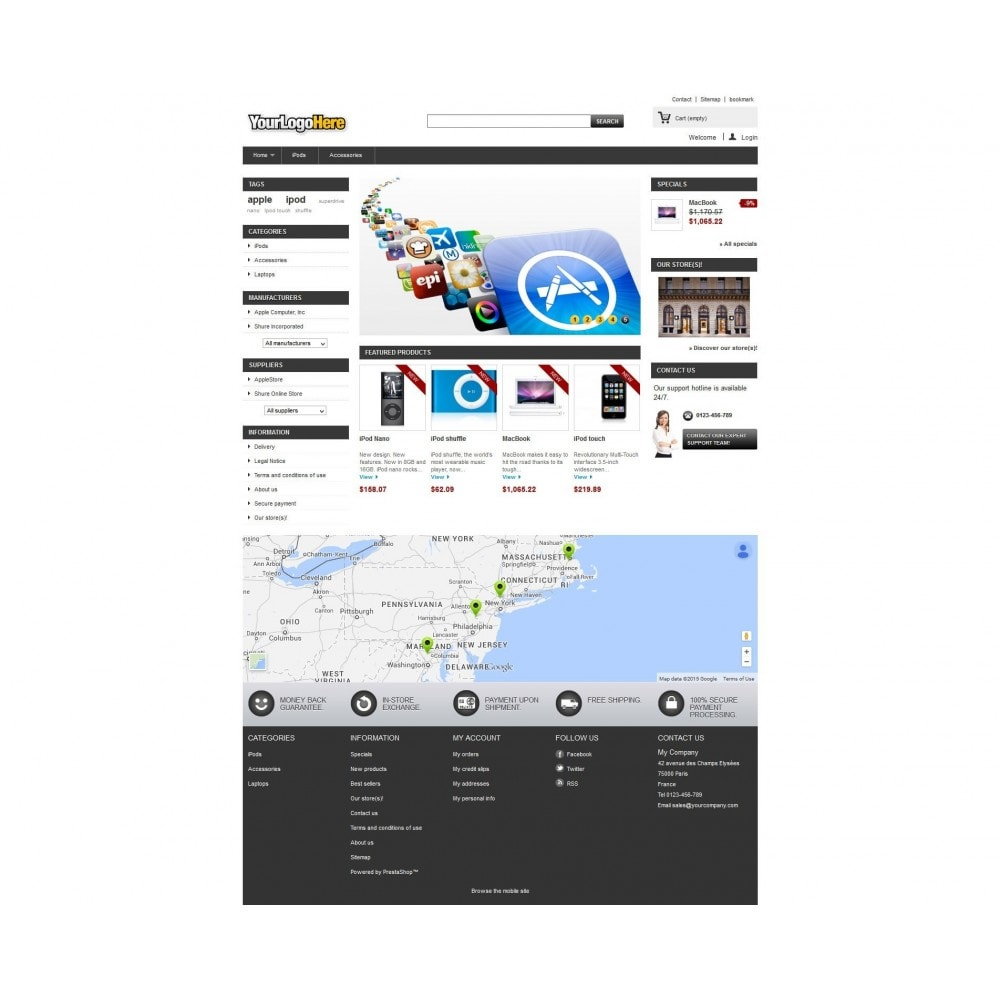 module - Internationaal & Lokalisatie - Google Map (Api v.3) - 7