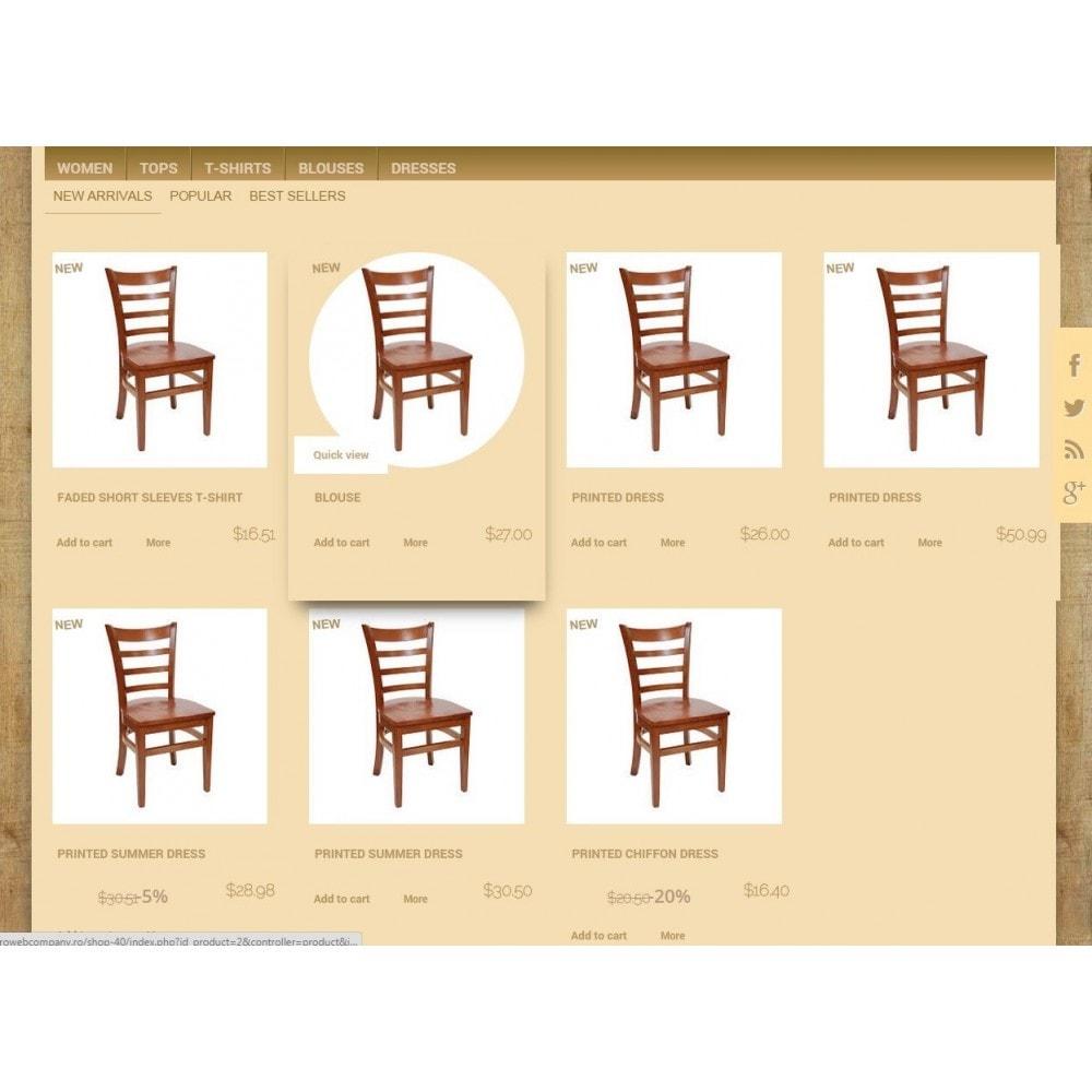 ProWeb - Neutral, Interior and Furniture