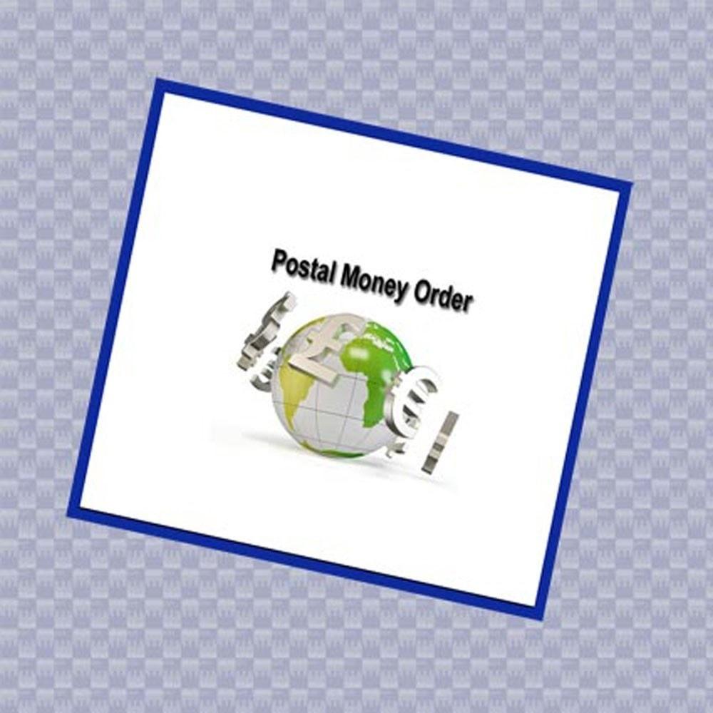 module - Zahlung per Überweisung - Zahlung per Postanweisung - 1
