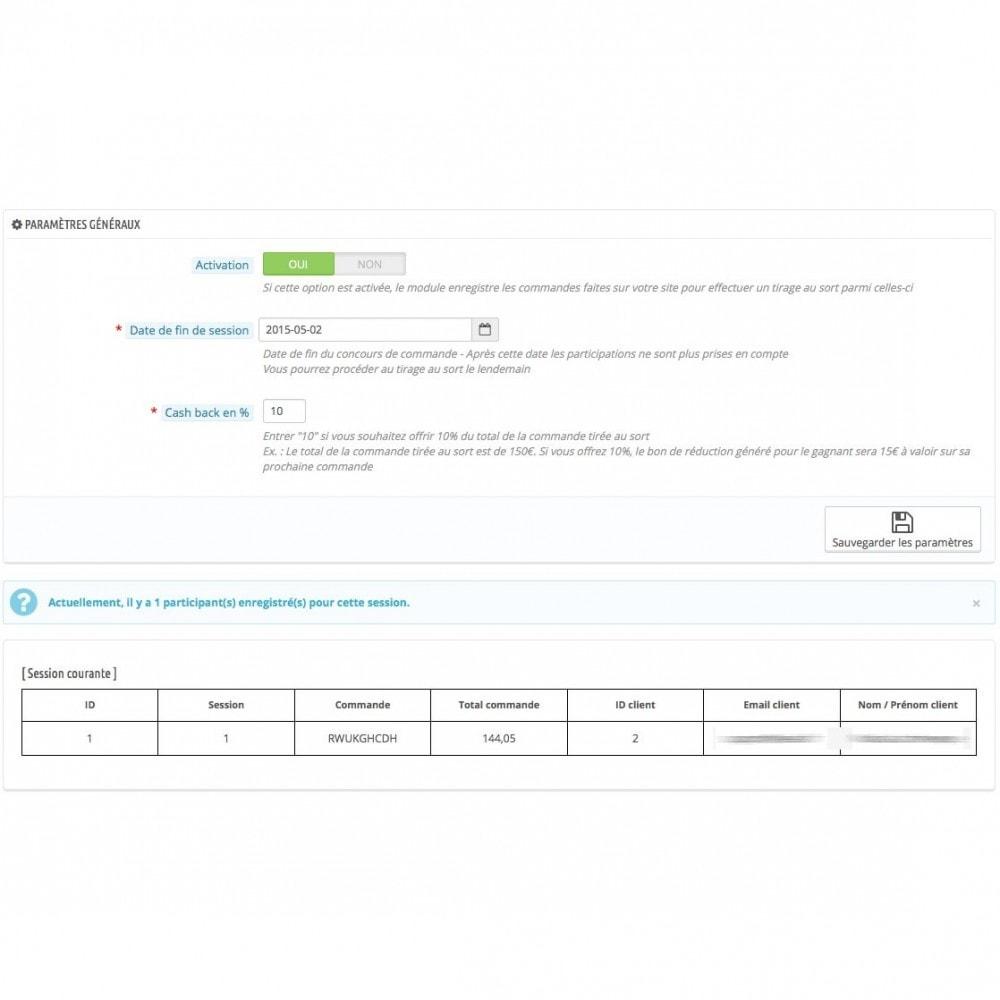 module - Concorsi a premi - Order contest / OrderContest - 3