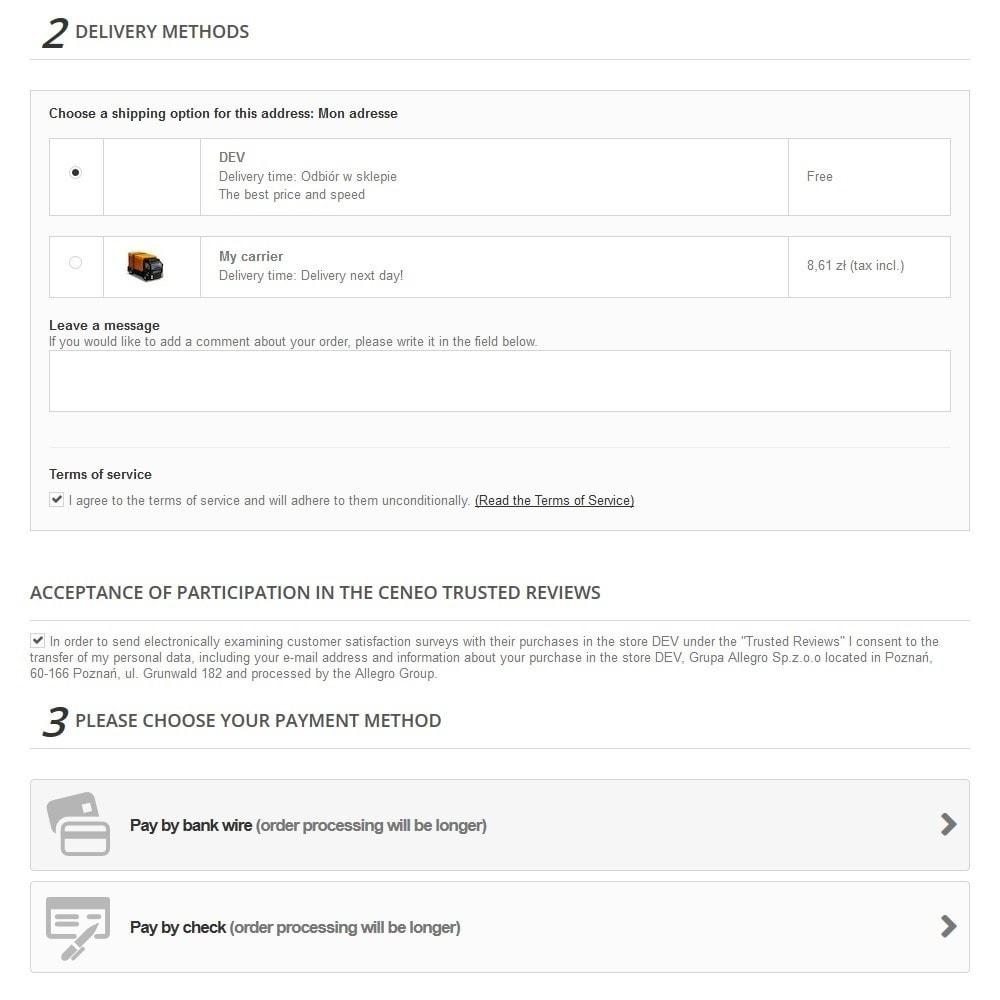 module - Customer Reviews - Ceneo Trusted Rewiews Pro - 4