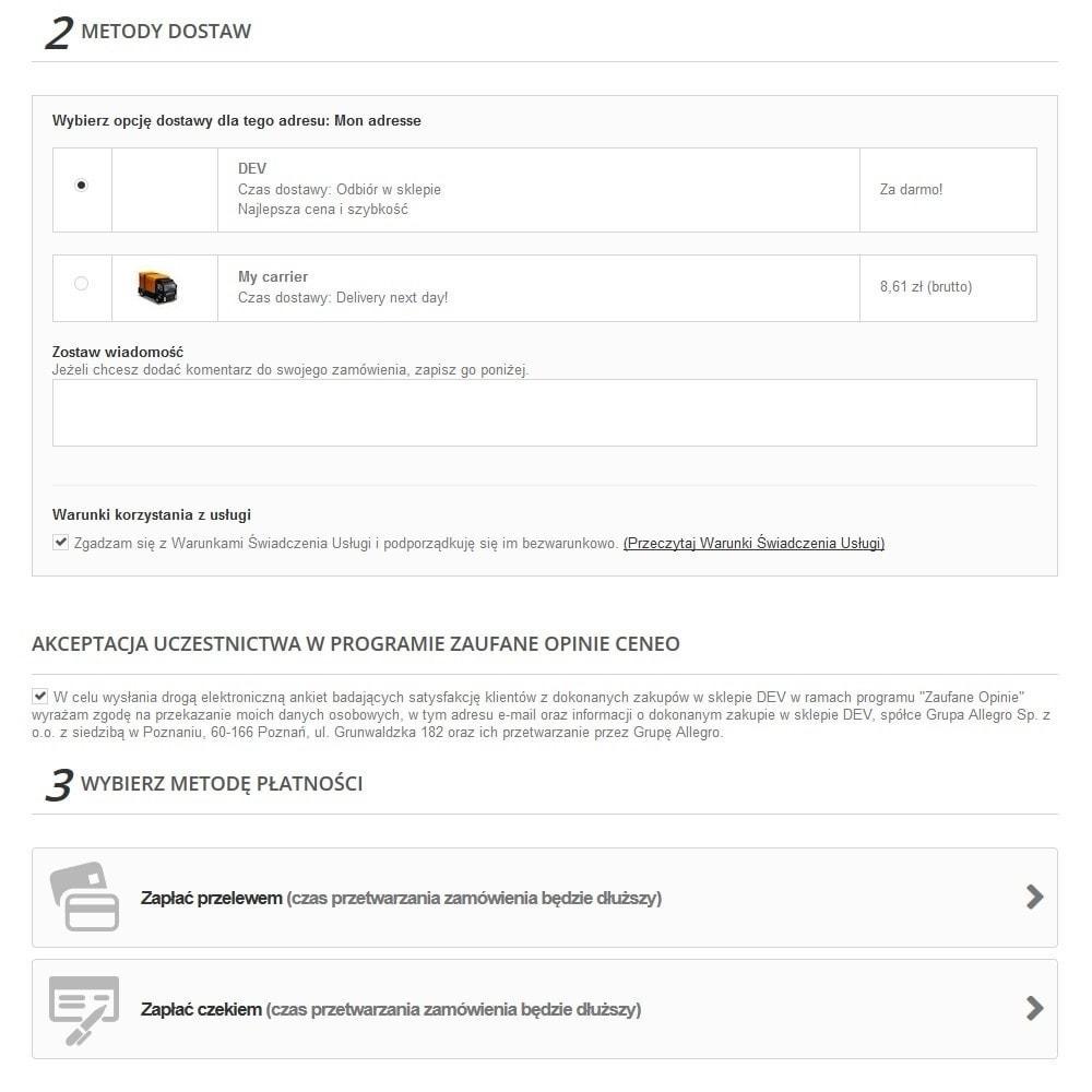 module - Opinie klientów - Ceneo Zaufane Opinie Pro - 4