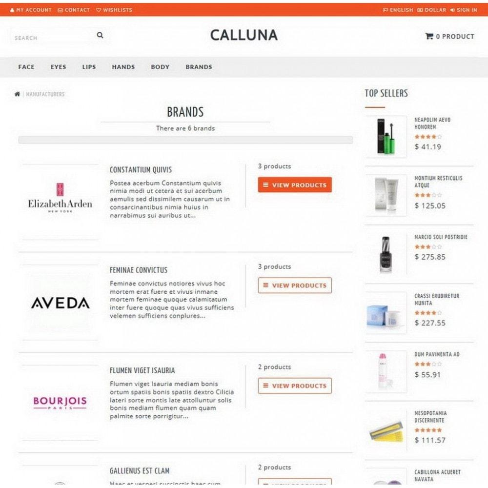 theme - Salud y Belleza - Calluna - 4