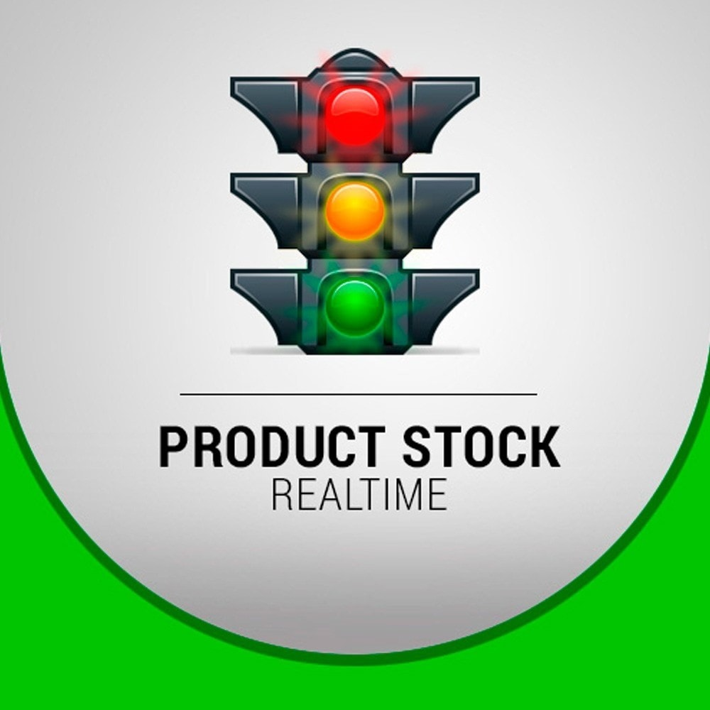 module - Zusatzinformationen & Produkt-Tabs - Product Stock Realtime - 1