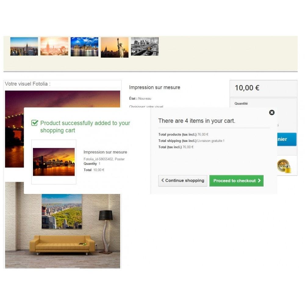 module - Visuels des produits - Fotolia Business API - 6