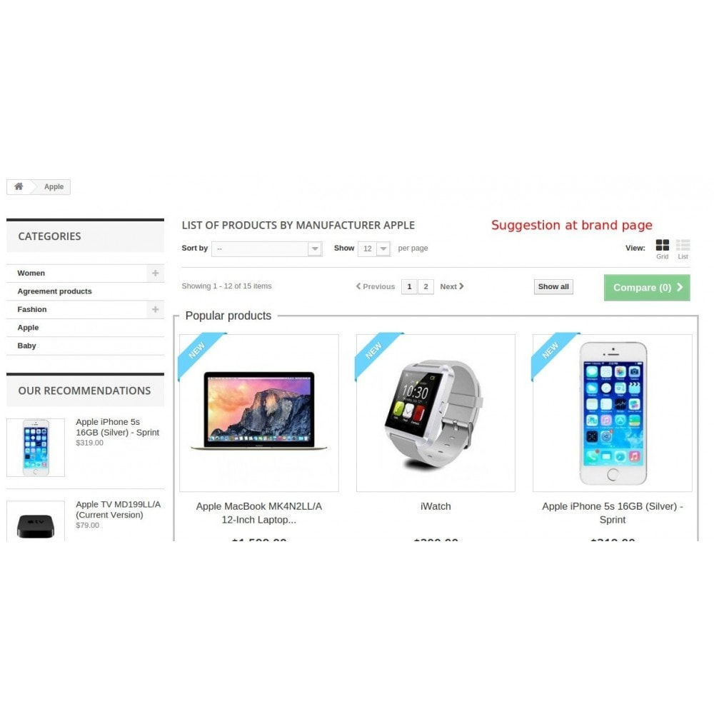 module - Cross-selling & Product Bundle - Smart suggest products / Related, Cross-sell, Recommend - 13