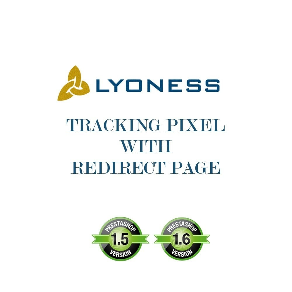 module - Analytics & Statistiche - Lyoness Tracking Pixel with redirect page - 3