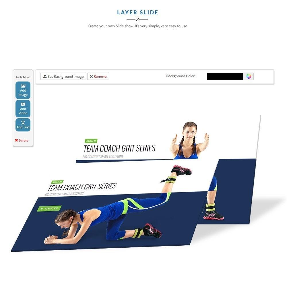 Leo Fitness Store