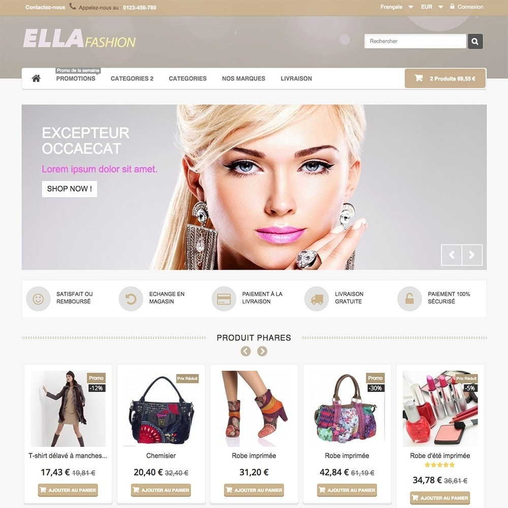 theme - Schmuck & Accesoires - ELLA FASHION - 7