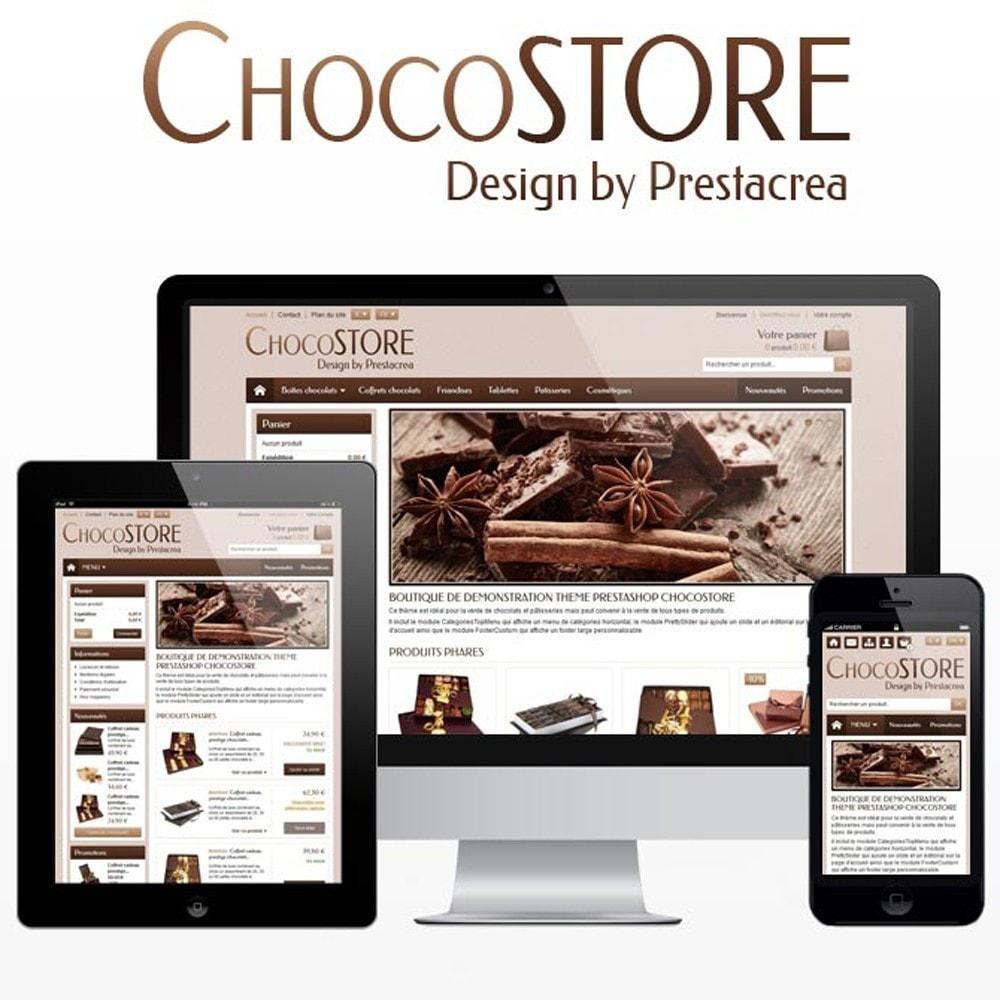 ChocoStore