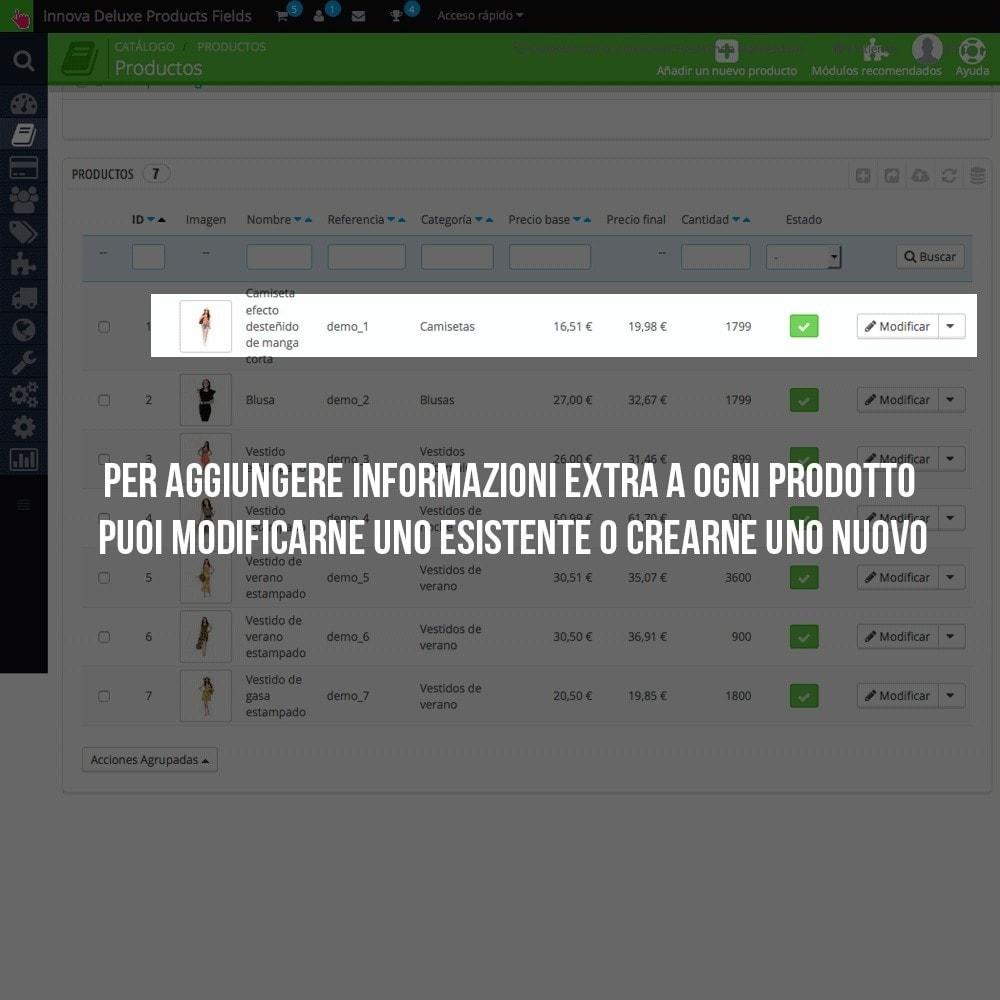 module - Altre informazioni & Product Tab - Tab con informazione extra nella scheda prodotto - 4