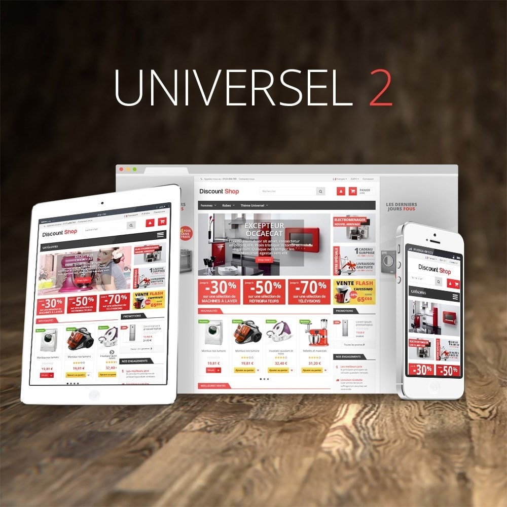 Universel 2 Responsive