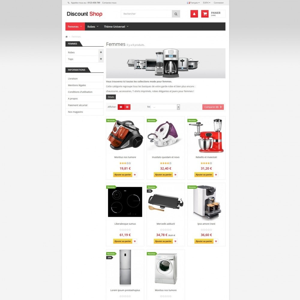 theme - Dom & Ogród - Universel 2 Responsive - 3