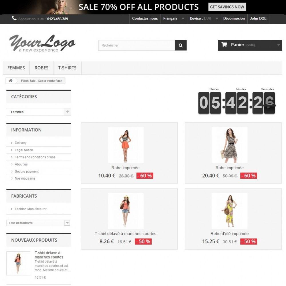 pack - Les offres du moment - Faites des économies ! - Flash (Pack) : Ventes Flash Premium + Pop Promo - 5
