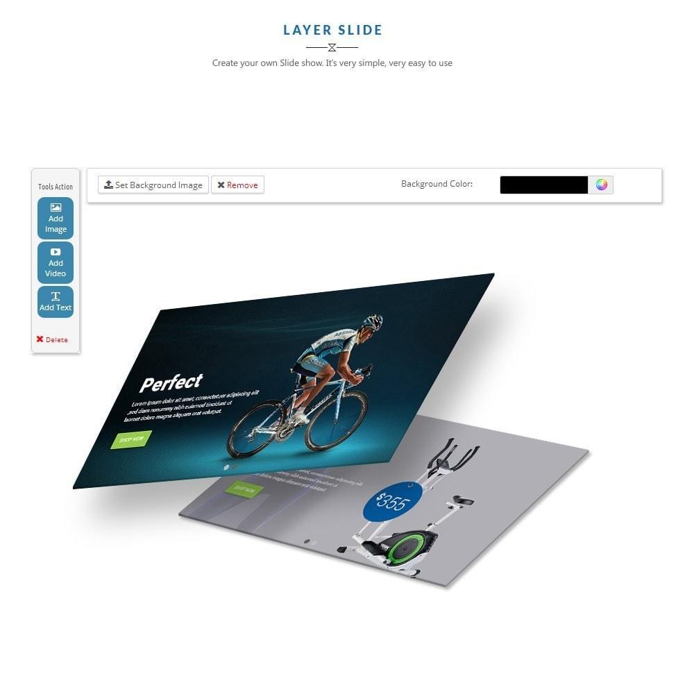 theme - Sport, Loisirs & Voyage - Leo Sport Store - 2