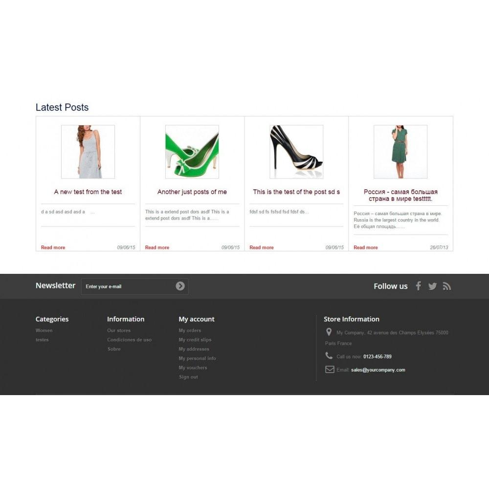 module - Blog, Foro y Noticias - Wpress - Wordpress in Prestashop - 10