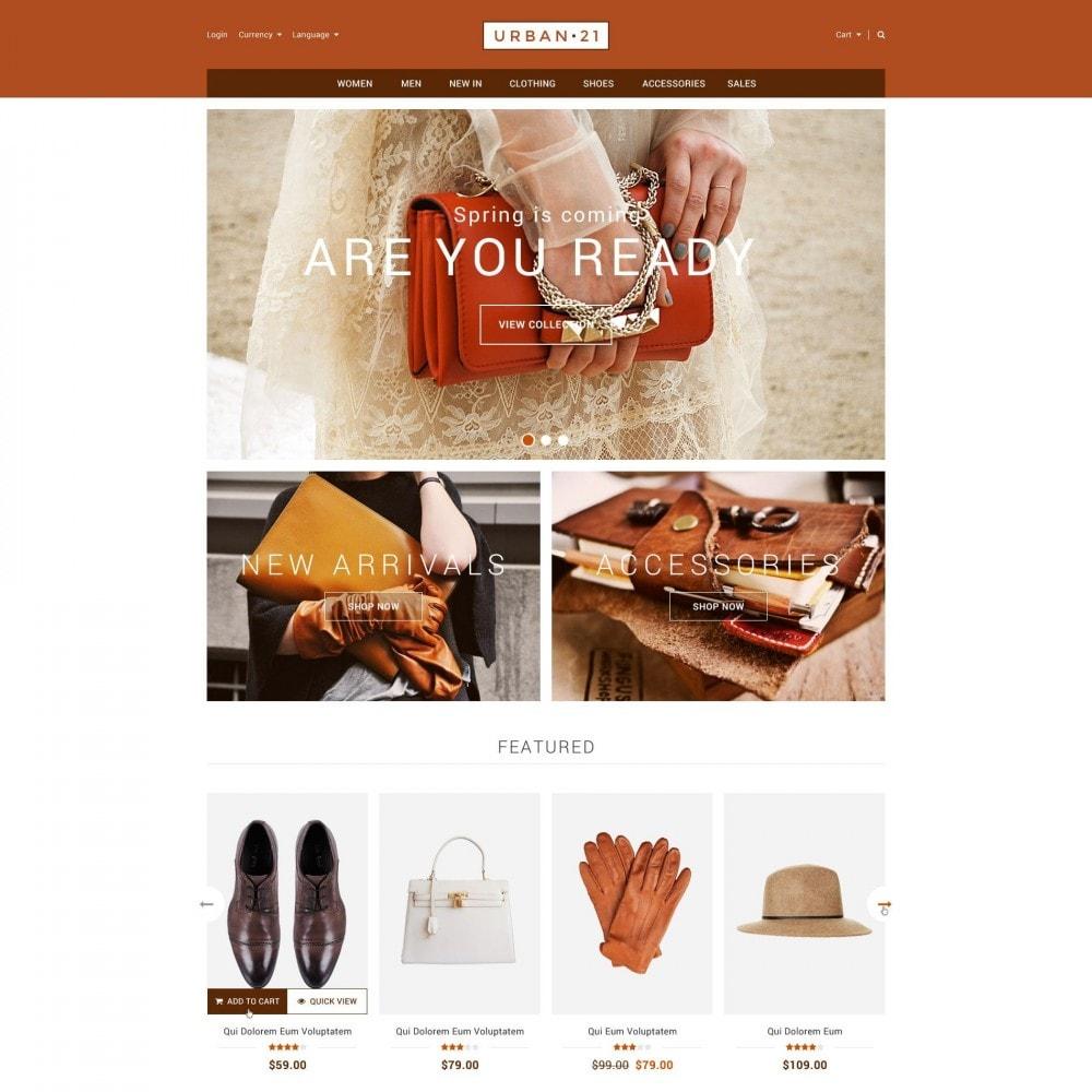 ET Urban21 - Flexible Bags & Shoes PrestaShop